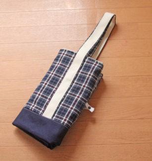 お買い物バッグ_畳み