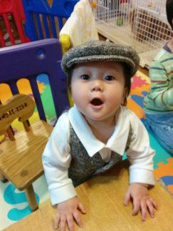 1歳バースデー_帽子